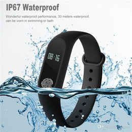Watch Smart Band Heart Rate Monitor Activity Tracker Waterproof Smart Bracelet Pedometer Health Wristband With Box M2 Fitness tracker