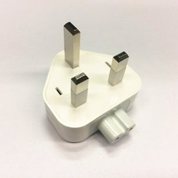 UK wall plug for Apple MacBook Pro Retina Air iPad 2 3 4 iPhone charger adapter