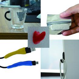 8Pcs 5 Colors 5g Pack Diy Ntcea Heatproof Adhesive Silicone Rubber Glue Universal Silica Gel Form Fix Tool Repair DIY