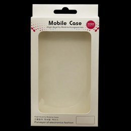 Retail Package Pack Box Plastic inner holder for PU Leather Phone Case iPhone X 7 8 PLUS Galaxy S7 Edge S8 S9