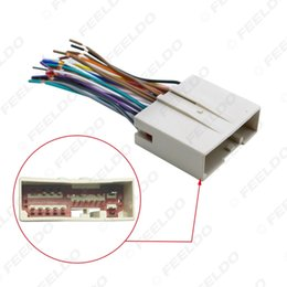 Car Radio CD Player Wiring Harness Audio Stereo Wire Adapter for MERCURY Install Aftermarket Stereo #1695
