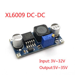 1 Pcs XL6009 DC-DC Booster Module Power Supply Module Output Is Adjustable Super LM2577 Step-up Module