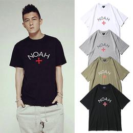 NOAH T Shirt Men Short Sleeve Cotton T-Shirts Fashion Summer Casual Shirts NOAH Unisex Skateboard Tees Hip Hop Tops NCI0531-1