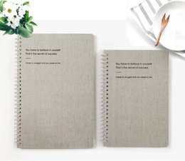 New Simple A5 B5 White Cardboard Cover Notebook for Daily Schedule Memo Luxury School office supplies Creative gifts Journal Stationery