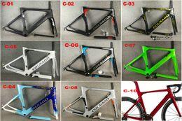 2019 New Colnago CONCEPT frame carbon frameset road bike Frame carbon bicycle black color design frameset