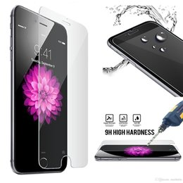 For Iphone 8 Plus Iphone 7 Plus 6S Plus 6S 4.7 Tempered Glass Film Screen Protector without package