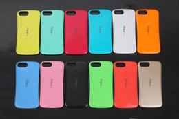 iFace Cases For Iphone XS Max XR 8 7 6 Plus 5 5S SE Candy Soap Slim TPU PC Full Defense Shock Absorbing Impact Cover Hard Luxury Korea Style