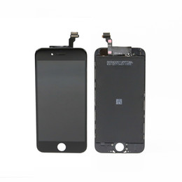 For iPhone 6 LCD High Quality No Dead Pixels Touch Display Digitizer Screen Assembly with Frame with Small Parts Assembly Repalcement Parts