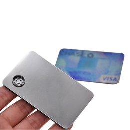 credit card smoking metal pipes for Credit Card Pipe portable metal card smoking pipe Smo pipe