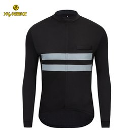 YKYWBIKE Cycling Jersey Winter Thermal Fleece Maillot Ciclismo High Quality Winter Cycling Jacket Zipper Pocket Cycling Clothing