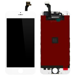 High Tianma Quality Touch Screen Digitizer & LCD Assembly Replacement For iPhone 6G With Free Shipping