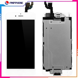 Great Tianma Quality LCD for iPhone 6G 6S LCD Full Assembly Screen 3D Touch Display +Home button+Front Camera+Speaker