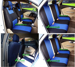 Universal Seat Cover For PEUGEOT 206 207 301 307 308 408 508 607 3008 With New Breathable Material+Logo+wholesale+Free Shipping