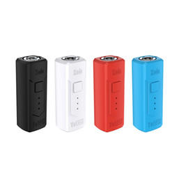 Authentic Yocan Kodo Mod 400mah Preheat Variable Voltage VV Battery with Magnetic Adapter Fit 510 Cartridge 20pcs box