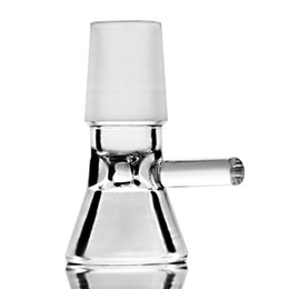 Glass Oil Bowl Small Glass Dab dome 14mm Glass Bowl 18mm Bowl Male Adapter For Hookahs Bong Water Pipes