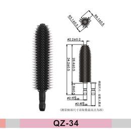 Shenzhen silicone nylon hair makeup organic mascara eyelash eyebrow air brush make up kit case set professional make-up cosmetics box packin