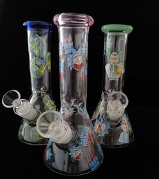 New glass water pipes glass bong two functons high quality water pipe with glass bowl free shipping
