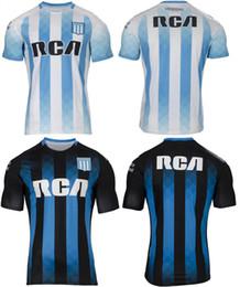 2019 202 Racing Home Soccer Jersey CENTURION BOU FERNANDEZ Football Shirts Men's Racing away Outdorr Sports tops adult short sleeve jerseys