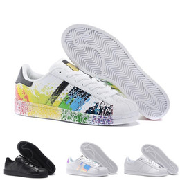 2019 Cheap Wholesale Superstar 80S New Low Fashion Sneaker Men's & Women's 2016 Foundation Casual Sneaker Shoes Classic Shoes