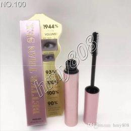 High-quality! new hot Faced Better Than sex Mascara Makeup LASH Mascara black Waterproof mascara 8ml !
