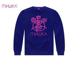 s-5xl mishka round neck sweater Color Hoodie Men Fall Autumn Winter Clothing Male Hoodies And Sweatshirts