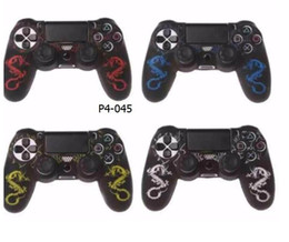 PS4 Wireless Controller for Soft Silicone Gelskin Protective Rubber Cover Case