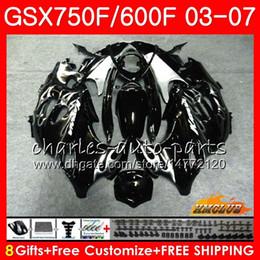 Bodysilver flames ForSUZUKIKATANAGSXF750GSXF600200320042005200620073HC.31GSX600FGSX750FGSXF6007500304050607Fairingkit