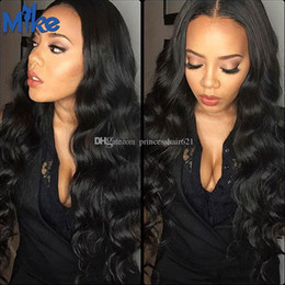 MikeHAIR Peruvian Hair Wholesale Best Selling Body Wave Style 100% Human Hair Bundles 6 Pieces Indian Malaysian Brazilian Hair Extensions