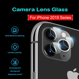 Back Camera Lens Film For iphone 11 Pro Max Xr Xs X Tempered Glass Screen Protector For iphone 7 6 8 Plus 6S Flexible Glass