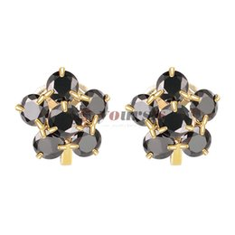 Yoursfs Clip On Earrings for Women Non Pierced Ears Invisible Sparkly Bridal Crystal Earrings