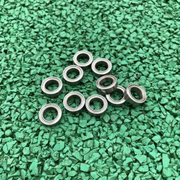 100pcs lot MR128ZZ Miniature steel Ball Bearing 8*12*3.5 MR128 Shielded radial deep groove ball bearings 8x12x3.5 mm