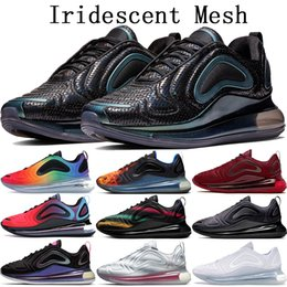 Throwback future 720 running shoes mens iridescent nesh northern lights be true designer shoes team red fashion luxury women shoes