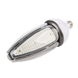 LED corn bulb lights 50 watt E27 E40 screw base high bay canopy light 50W 120Lm W CFL HID replacement AC100-277V