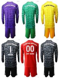 2019 2020 Men BayernMunich Jersey Goalkeeper Soccer Manuel Neuer Robert Lewandowski Joshua Kimmich Muller Serge Gnabry Feootball Kit