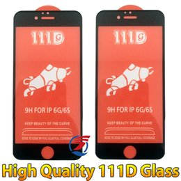 111D Higer Quality tempered glass phone screen protector for iphone XR XS Max X samsung galxay A10 A20 A30 A40 A50 A60 A70 A80 A80 M50 M40