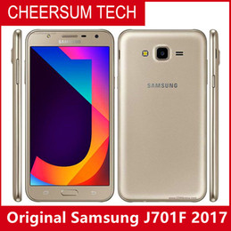 refurbished Original Samsung J701F J7 Nxt 2017 5.5 Inch 13MP Ram 2GB Rom 16GB android 7.0 upgradable to 9.0 Refurbished Phone free post
