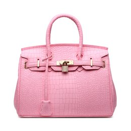 fashion Women's handbags PU Leather Handbag Lady Belt decorate Single Shoulder Bag Luxury female High Quality Top-handle bag