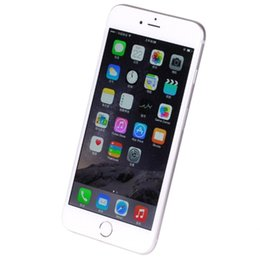 """IOS12 Original Refurbished Apple iPhone 6 Cell Phones 16G IOS Rose Gold 4.7"""" i6 Smartphone US version Wholesale China DHL free"""