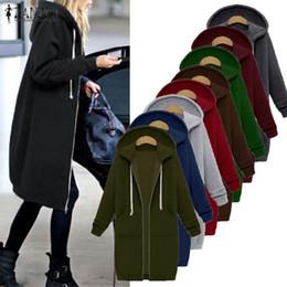 Autumn Winter 2019 bts Hoodie Zipper Long Coat Sweatshirt Women Plus Size 5XL Casual Loose Oversized Jacket Women Hoodies FS1098