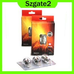 TFV8 Baby V2 Coils A1 A2 A3 Cores Heads Baby V2 Replacement Coil for TFV8 Baby V2 Atomizer 0266252-2