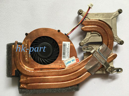 New cooler for Lenovo ThinkPad W510 T510 CPU cooling heatsink with fan 60Y5494 60Y5493
