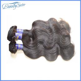 beautysister hair products top 10a peruvian virgin hair body wave 3bundles 300g lot unprocessed original human hair natural color