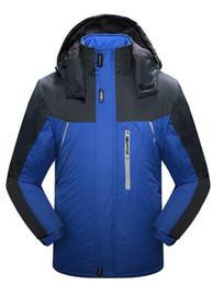 Free shipping Men Outdoor Climbing Clothes Fashion Men Sports Coat Winter Waterproof Men's Skiing Jacket