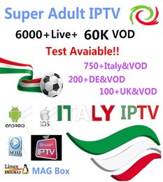 GOTiT Italy IPTV M3U Subscription 6000+Live Super Italia IPTV Germany Italian Albania Turkey XXX for Android Enigma2 Smart TV