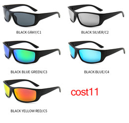 Free Shipping New Arrival C0ST brand Wind glasses Men's Sunglasses New Color SPORT Sunglasses Driving cycling Motorcycle glasses 5colors