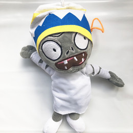 Plants vs Zombies 2 Series Plush Toy PVZ Stuffed Mummy Zombie 30cm 12inch Tall