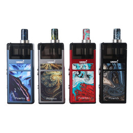 Original Smoant Pasito Pod Kit 25W vape Built-in 1100mAh Battery 3ml Cartridge Support RBA MTL DTL Vaping DHL Free