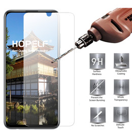Tempered Glass Screen Protector Film For Huawei P SMART 2019 NOVA 4 For Galaxy J8 PLUS A9 2018 A8S M10 M20 M30
