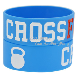 25pcs lot Crossfit Cross Fit Gym Fitness Wristband Bracelet with Kettlebell