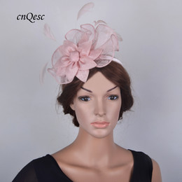 New arrival design,Fashion Feather Sinamay Hat fascinator for wedding,party and kentucky derby,races,ascot